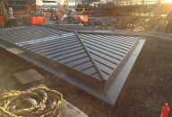 Double Lock Standing Seam